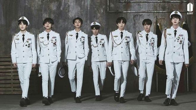 Xác nhận: Sẽ không có ngoại lệ về nghĩa vụ quân sự cho BTS