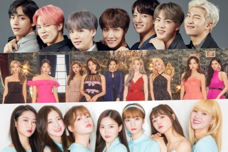 BTS, BTS thống trị BXH thương hiệu tháng Chín, Blackpink, bts, blackpink, Twice, Oh My Girl, BTS game, bts world, bts tin tức, BTS tin tức mới, Blackpink tin tức