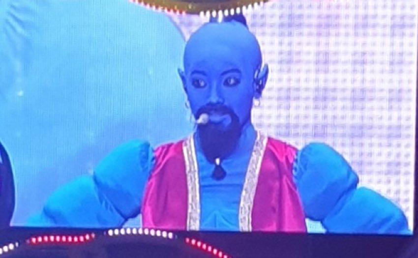 Twice, Once, kpop, Dahyun, thần đèn, Aladdin, Dahyun Twice hóa trang khiến fan không nhận ra, Once Halloween