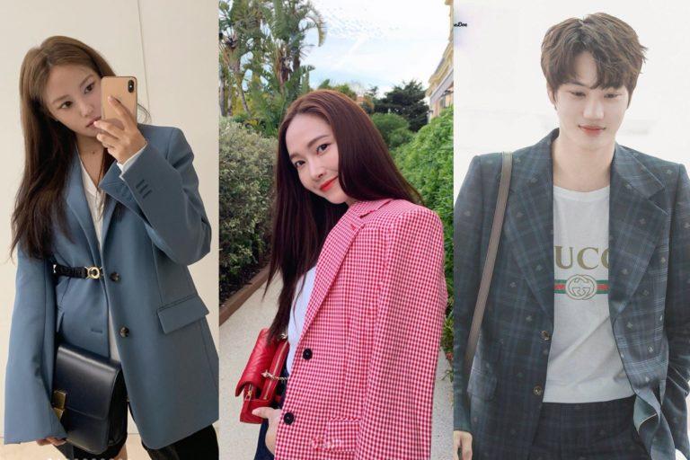 BTS, Blackpink, Thời trang của BTS, Thời trang của Blackpink, kpop, mặc đẹp