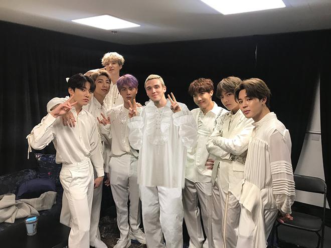 BTS, BTS xác nhận hợp tác với Lauv trong ca khúc Make It Right, Bts, bts, bts youtube, bts video, bts mv, bts Twitter, Twitter bts