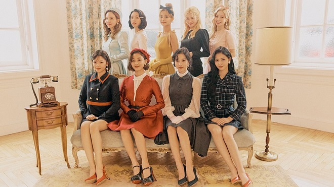 Twice là nhóm nhạc nữ duy nhất làm được điều này năm nay