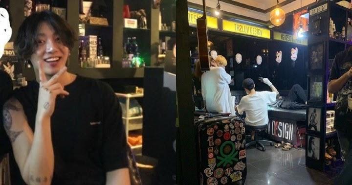 Jungkook BTS, Jungkook có bạn gái, Bạn gái Jungkook BTS, Người yêu Jungkook BTS
