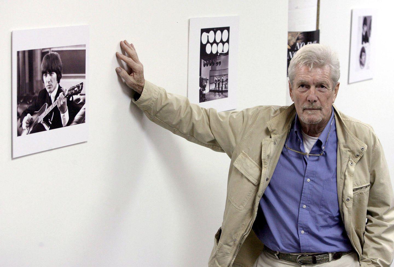 Robert Freeman, Robert Freeman qua đời, Robert Freeman - The Beatles