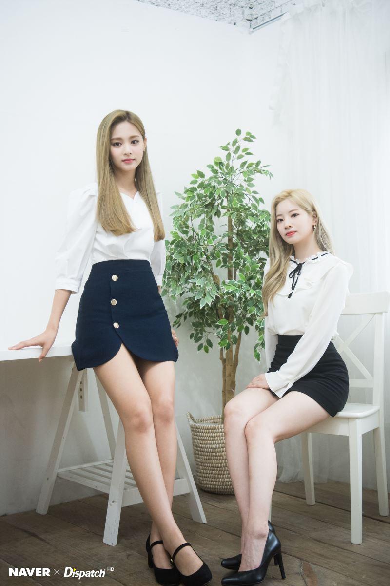 Dahyun Twice, Dahyun Twice trúng tiếng sét ái tính, Dahyun Twice và Tzuyu