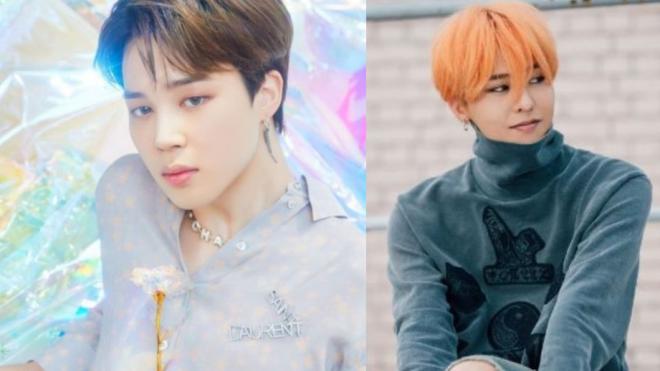 BXH thần tượng tháng 11: G-Dragon bám sát nút Jimin BTS