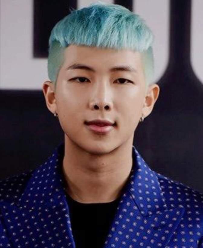 RM, RM BTS, Màu tóc của RM, Rm nhuộm tóc mới, Album của RM BTS, Map of the Soul: Persona