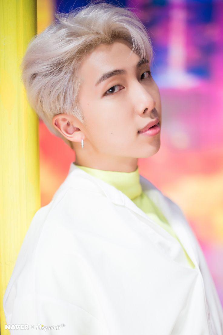 RM, RM BTS, Màu tóc của RM, Rm nhuộm tóc mới, Album của RM BTS, Map of the Soul Persona, bts, Bts, bts tin tức mới