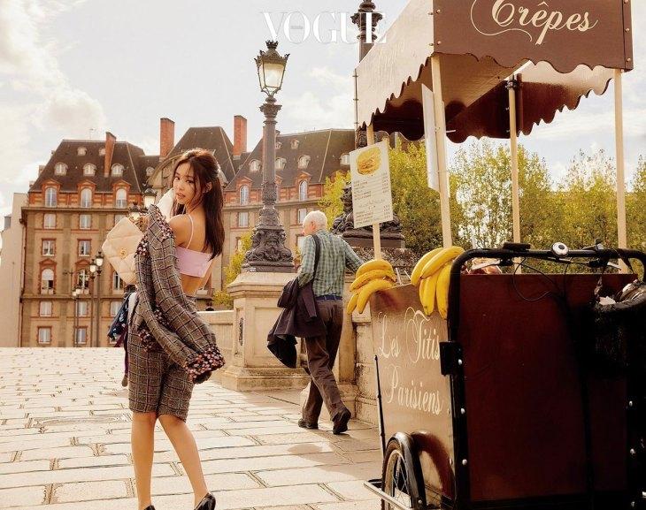 Lisa Blackpink, Lisa lên bìa tạp chí, Lisa Blackpink trên tạp chí Vogue, Jennie, Lisa, Blink, kpop