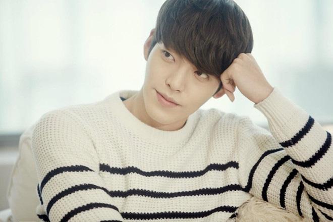 Kim Woo Bin, ung thư, diễn viên Kim Woo Bin, Kim Woo Bin quyên góp từ thiện