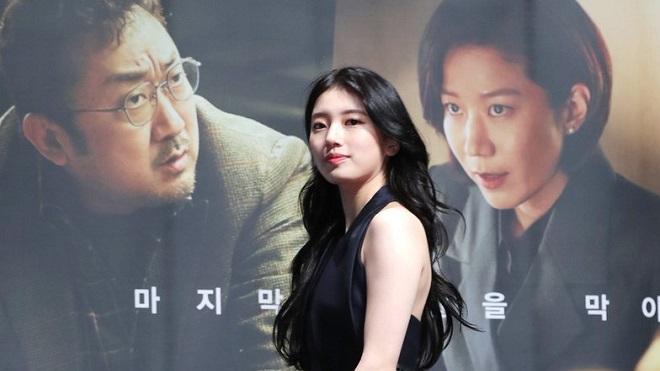 Suzy thật sự chuyên nghiệp khi đồng ý vào vai diễn mới trong 'Ashfall'