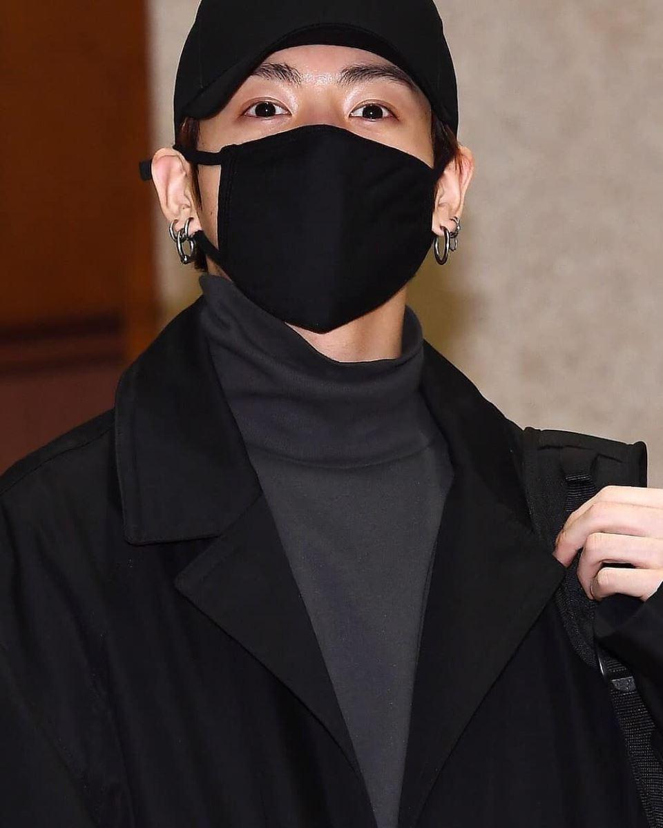 Jungkook BTS, Jungkook BTS xuất hiện cực ngầu, Jungkook Lookbook năm 2019, ARMY, Kpop
