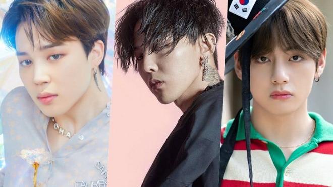 BXH Nam thần tượng tháng 12: G-Dragon cắt mạch thắng của BTS