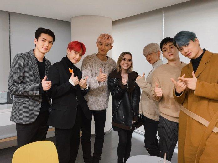 Kai, EXO, Thất bại của EXO, Doanh số của EXO. Obsession EXO