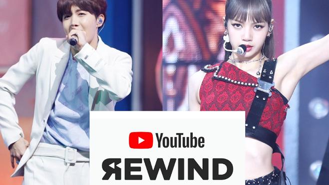 BTS và Blackpink cùng đại thắng trên Youtube thế giới năm qua