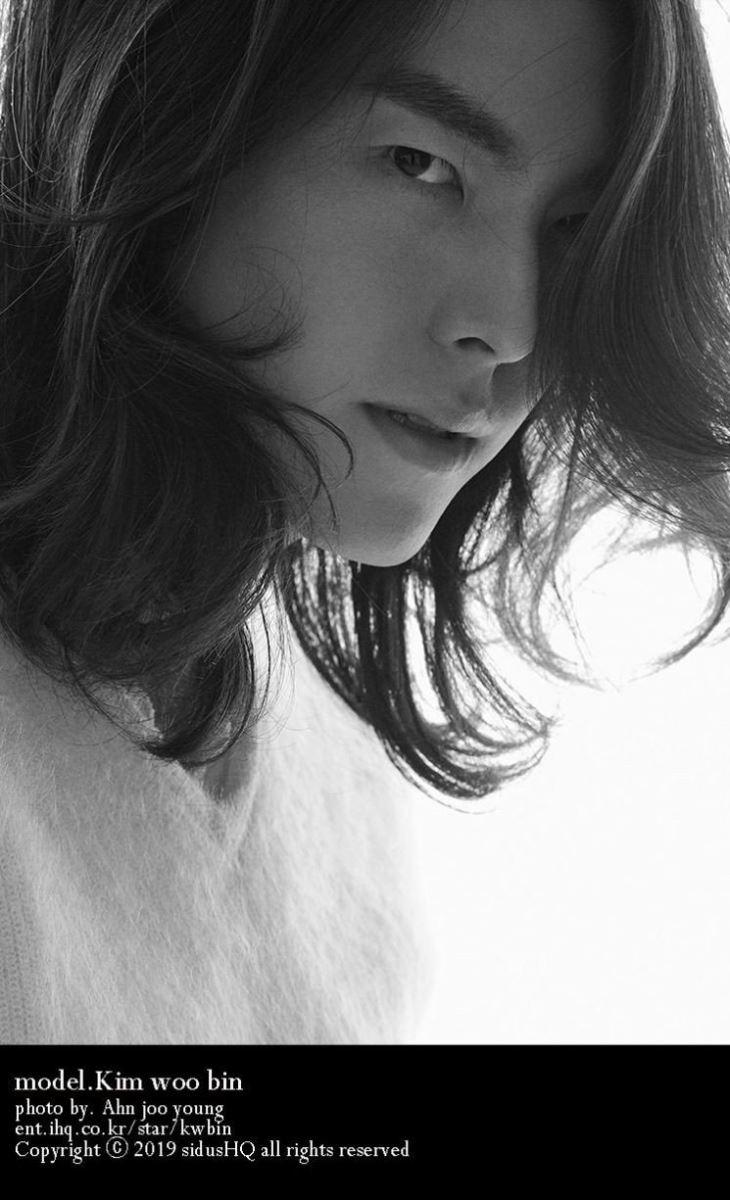 Kim Woo Bin, Mái tóc của Kim Woo Bin, Kim Woo Bin bị ung thư vòm họng