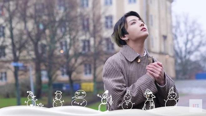 Jungkook BTS gây bão truyền thông với loạt ảnh mới