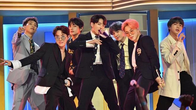 BTS giành quá nhiều giải thưởng trong năm 2019, đến ARMY còn sốc