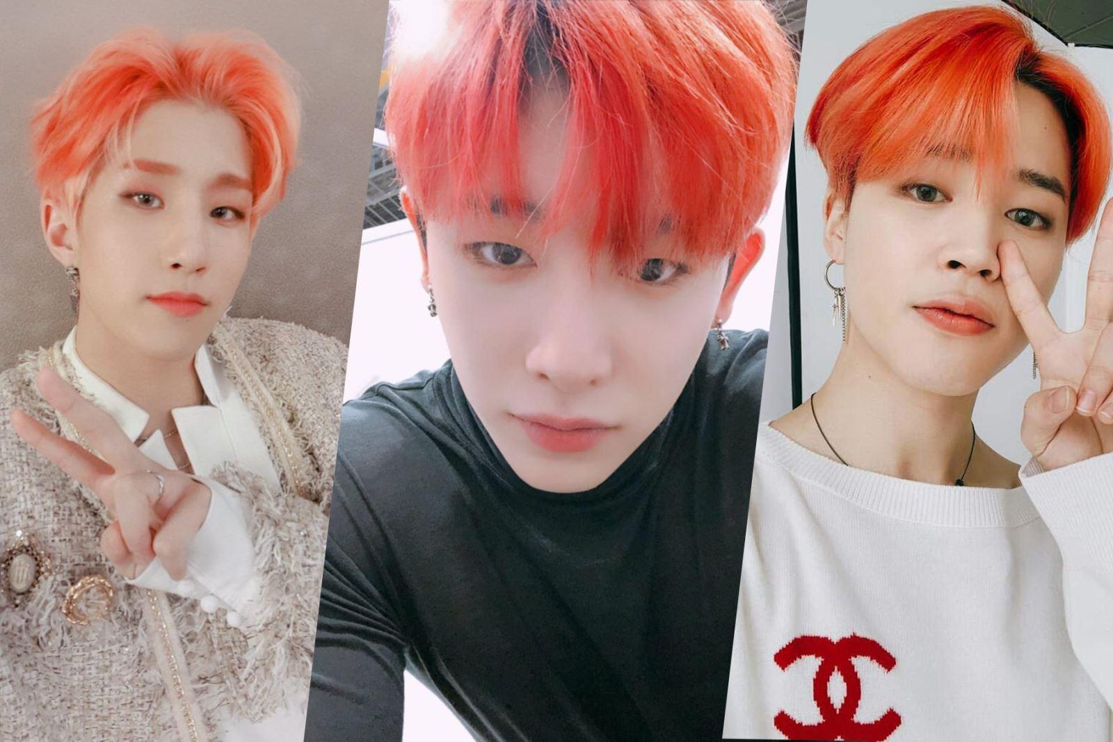 BTS, IU, Màu tóc của BTS. Màu tóc Calypso của BTS, IU, Kpop, màu tóc, hot trend, mốt tóc của BTS