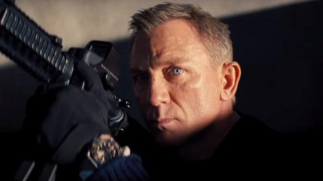 Daniel Craig buồn không nói nên lời khi quay cảnh cuối James Bond 'No Time To Die'