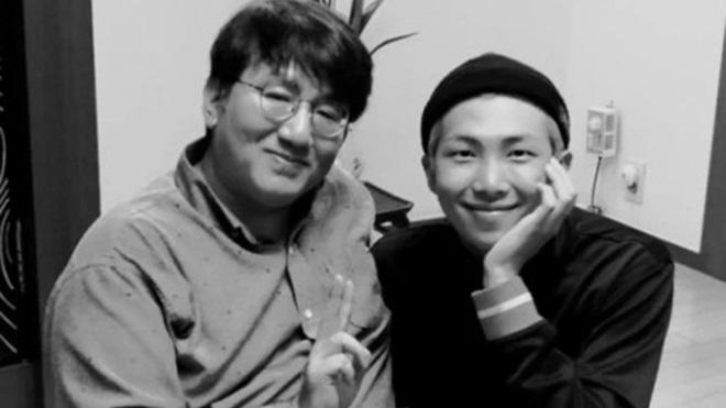 RM BTS từng gây chiến cực hăng để bảo vệ đàn anh yêu quý