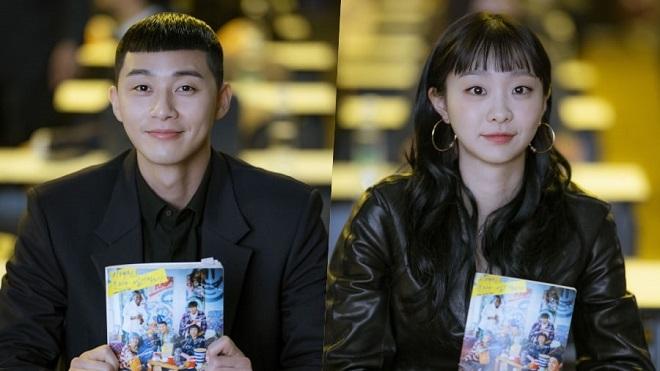 Park Seo Joon và Kim Da Mi chọn ra những điểm nhấn trong kết thúc 'Itaewon Class'