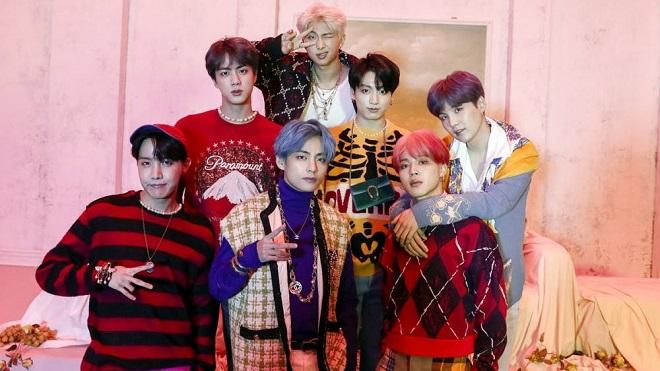 BTS chỉ thua 2 cái tên này về doanh số album toàn cầu năm 2019