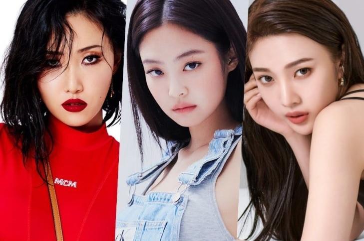 BXH Nữ thần tượng tháng 4, Jennie lọt Top đầu BHX nữ thần tượng, Blackpink, Hwasa của Mamamoo, Joy Red Velvet, Taeyeon Girls' Generation, Soyeon (G)i-dle, Jang Won Young