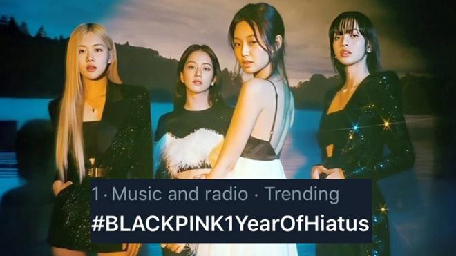 Blackpink không hoạt động tròn 1 năm, Blink réo tên YG Entertainment