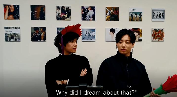 BTS, Jungkook BTS ngủ mơ cũng choảng nhau với Jin, Daechwita' của Suga, Kpop, BTS, ARMY, Jin, Jungkook, Suga, Daechwita