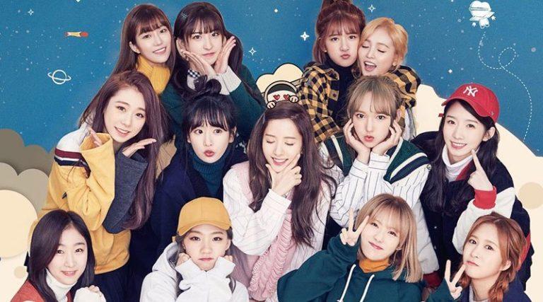 Twice, Blackpink, Irene Red Velvet, Izone, Cosmic Girls, BXH thần tượng, Kpop