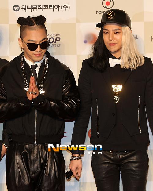 G-Dragon, Bigbang tiết lộ cuộc sống không bạn bè của Taeyang, Nỗi co đơn của BigBang, G-Dragon trả lời phỏng vấn, Taeyang không có bạn bè, các thành viên của BigBang