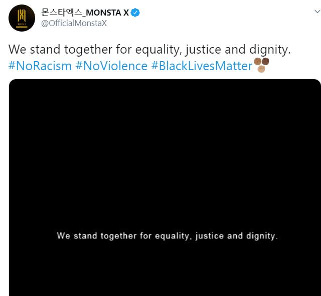 BTS ủng hộ phong trào Black Lives Matter, BTS chống bạo lực, BTS chống phân biệt chủng tộc