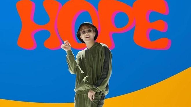 J-Hope BTS, J-Hope lại lên đỉnh trở lại, Hope World của J-Hope, bts, Hope World của J-Hope, ca khúc Hope World, J-Hope lọt BXH Billboard 200