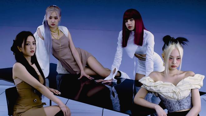 Blackpink hóa ma-nơ-canh trong video mới, lại có tranh cãi về hình ảnh của Jennie