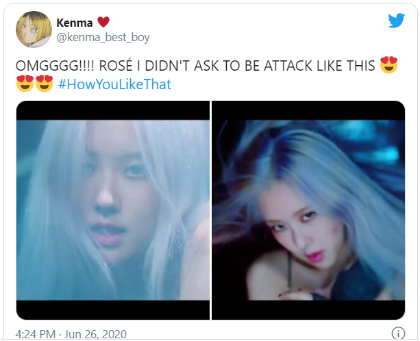 How You Like That, Blackpink comeback, MV How You Like That, blackpink tái xuất, Jisoo, Rose, Lisa, Jennie, comeback ba bước của blackpink, sản phẩm mới của Blackpink