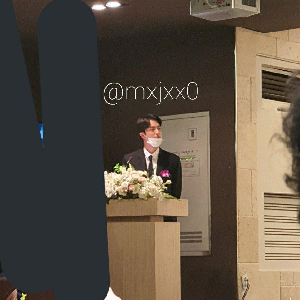 Jin BTS, Tài năng của Jin BTS, Đám cưới bạn Jin BTS, Bạn thân của Jin BTS, Jin làm MC đám cưới, Kpop, BTS, ARMY, Jin, Jin đẹp trai