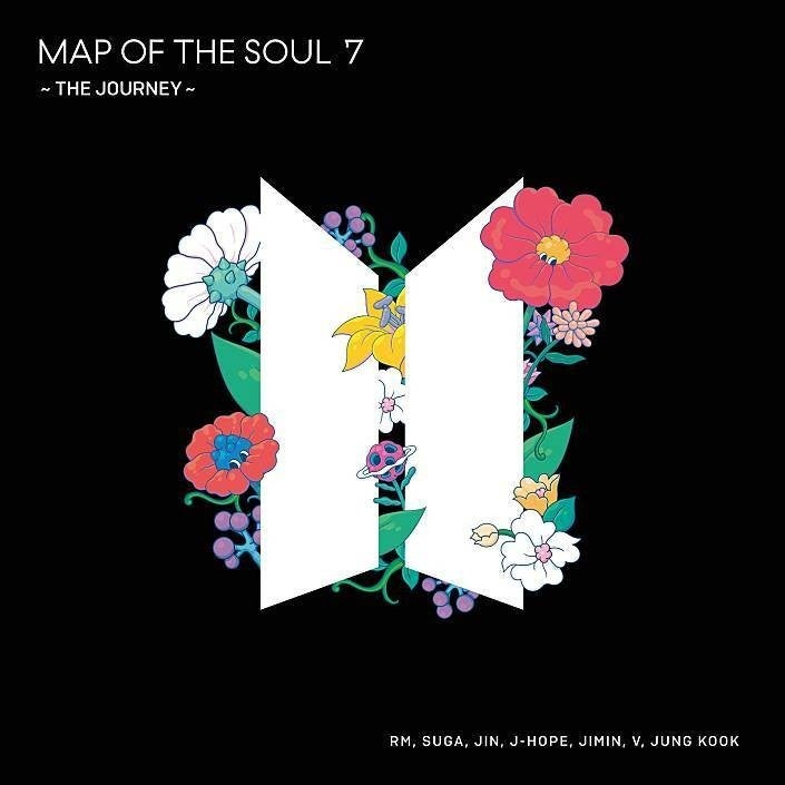 BTS, BTS thống trị BXH Album thế giới, Map of the Soul: 7 ~ The Journey, BTS có tới 5 album trong Top 10 BXH Album Thế giới, album Love Yourself: Answer, các album BTS