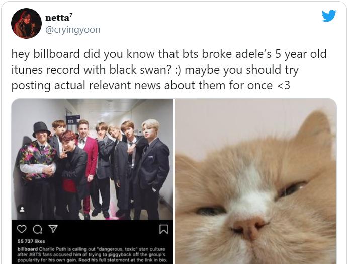 BTS, Charlie Puth tức tối vì bị nói dùng BTS gây chú ý, BTS bị lợi dụng, BTS Jin, BTS RM, BTS tin tức, BTS V, BTS Jimin, BTS Suga, BTS Jungkook, BTS  J hope, BTS video