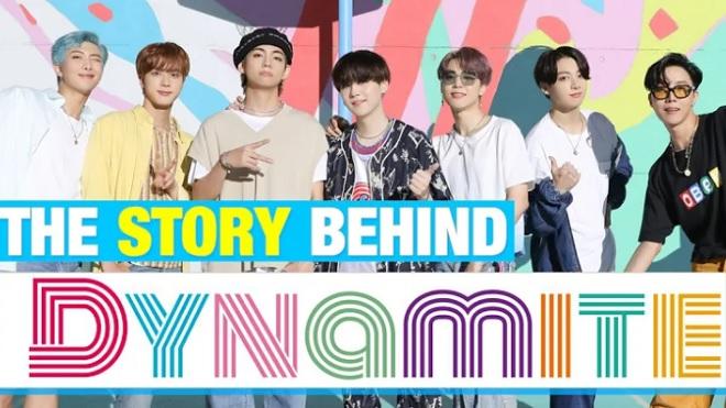 'Dynamite' từng 12 nằm trong bóng tối, được BTS lôi ra như một định mệnh