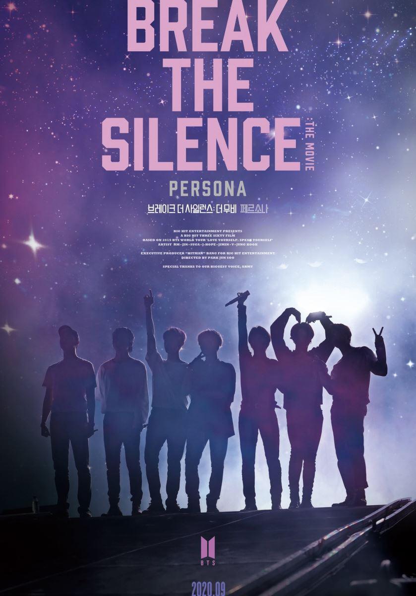 BTS, Break the silence, Break the silence: The movie, BTS phát hành Break The Silence: The Movie, BTS ra mắt sản phẩm mới, BTS sắp trở lại màn bạc
