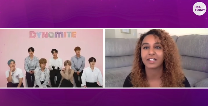 BTS, Cách BTS vượt qua nỗi buồn, BTS vượt qua những nỗi buồn bằng cách nào, Map Of the Soul, bài hát Dynamite, Kpop, ARMY, Dynamite, RM, Suga, J-Hope