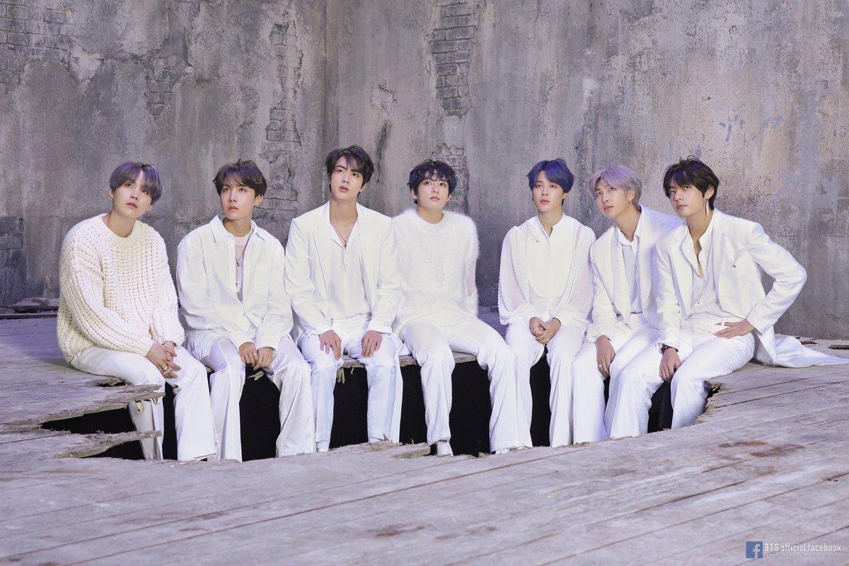BTS, BTS lập kỷ lục Guinness, Map of the Soul: 7 của BTS, Album bán chạy nhất của BTS, Map of the Soul: Persona, Kỷ lục Guinness của BTS, BXH Album của năm, ARMY, Kpop