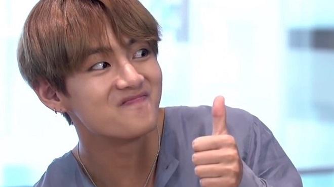 V lại khiến ARMY phải tỉnh giấc mộng lấy thành viên BTS