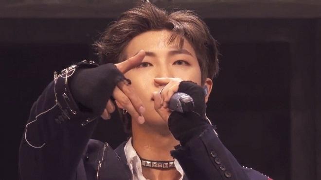 RM có bài phát biểu thông thái trong 'BTS MOTS ON:E' mà ai cũng cần giữa mùa dịch