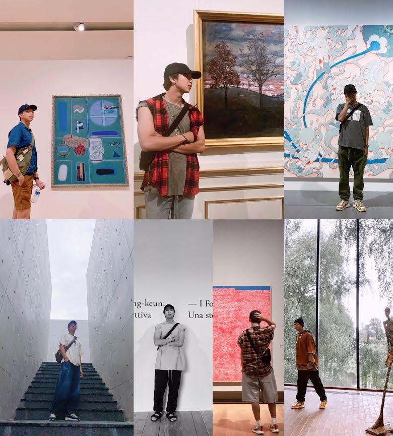 BTS, RM gửi thư tay tới Thư viện Quốc gia, Đẳng cấp trưởng nhóm BTS của RM, sách về BTS, RM viết sách