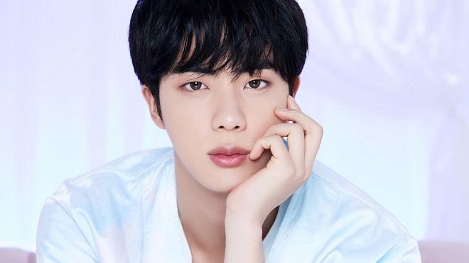 Jin BTS hóa công tử trắng hồng trong ảnh quảng bá 'BE'