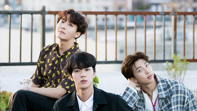 Jin, RM và J-Hope BTS hé lộ 'mảng tối' trong mình