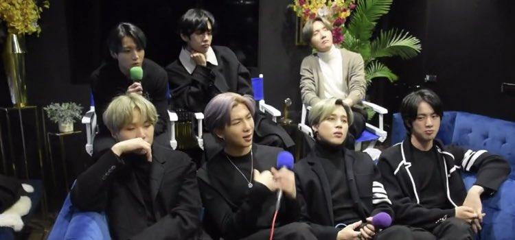 BTS, Jimin khiến ARMY tan nát, Những lần BTS tỏ thái độ trước máy quay, Hello Counselor, Hip-Hop Invitational, B-Free, Syke On Air, Map of the Soul: Persona