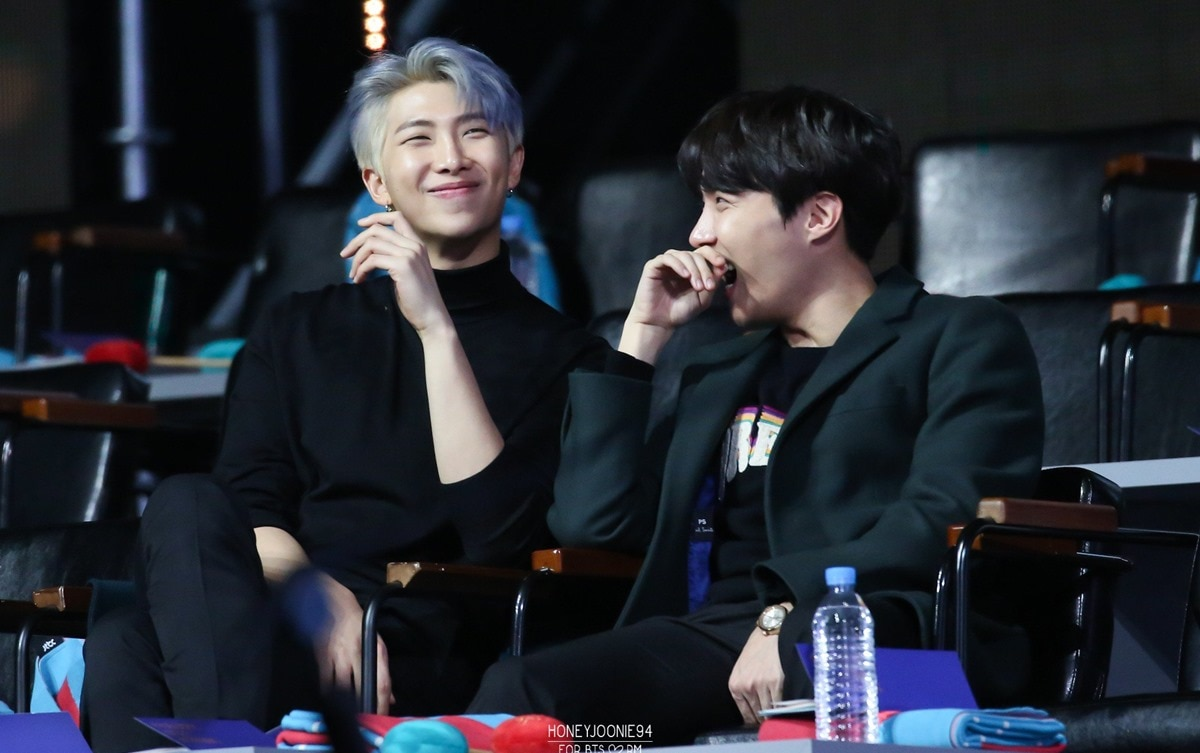 BTS, Lee Seung Gi, The Project RM J-Hope Lee Seung Gi, The song that make you smile, BTS kết hợp Lee Seung Gi, RM J-Hope hát cùng Lee Seung Gi